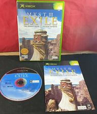 Myst III: Exile (Microsoft Xbox) VGC