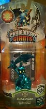 Exclusive Edition Toy Fair 2013 Skylanders Giants Metallic Blue Chop Chop