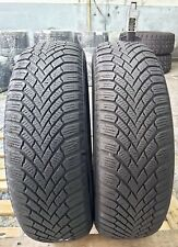 PNEUMATICI GOMME USATE CONTINENTAL WINTERCONTACT 185-65/R15-88T[COD.281]TERMICHE