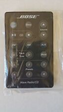 New Original Bose Wave Radio/CD Remote Black for AWRC-1W AWRC-1G AWRC-1P AC6461