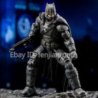 Batman V Superman Dawn of Justice Armored Batman PVC Action Figure Model Toy 99