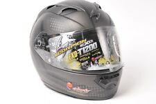 Scorpion EXO-T1200 Motorcycle Helmet Alias Phantom Matte Black XS  6501191