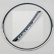 "28"" Felge EXAL XR1 13-622 VL 6,5 mm 32 Loch ungeöst schwarz silber"