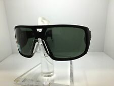 AUTHENTIC SPY OPTIC SUNGLASSES TOURING TOSMB00 SOFT MATTE BLACK/ HAPPY GREY