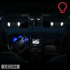 4 ampoules à LED Miroir de courtoisie pour Peugeot 308 2008 3008 407 4007 RCZ