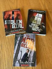 3Books By Marsha Forchuk Skrypuch Stolen Girl The War Below Don't Tell The Nazis