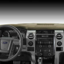 Beige MOLDED Ultimat Custom Dash Cover - Color-Fast Carpet DashMat CoverCraft