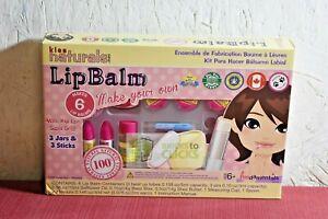 Kiss Naturals DIY Lip Balm Making Kit