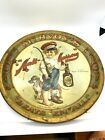 Mcavoy's Malt-marrow Tin Advertising Tray, Not Tip, Wonderful Graphic, Excellent