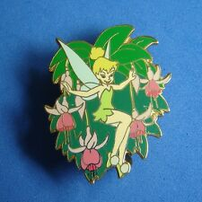 Tinker Bell Among the Flowers Disney Auctions Pin LE DA