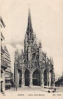 EARLY 1900's VINTAGE ROUEN - L'Eglise SAINT-MACLOU POSTCARD - NEURDEIN et CIE PC