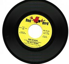 THE JELLY BEANS-RED BIRD RECORDS-BABY BE MINE-THE KIND OF BOY YOU CANT FORGET-NM