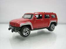 Diecast Matchbox Hummer H3 Red Good Condition