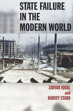 State Failure in the Modern World by Zaryab Iqbal and Harvey Starr (2015,...