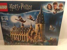 LEGO Harry Potter 75954 Hogwarts Great Hall New Sealed