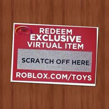 Jazwares Roblox Tv Movie Video Game Action Figures For Sale Ebay