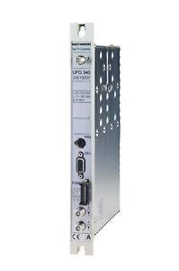 Kathrein UFO 340 Twin SAT TV Kanalzug VHF/UHF Eingang 2 x 950-2150 MHz 619