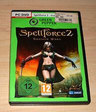 Computerspiel PC Game Spiel - Spellforce 2 II - Shadow Wars