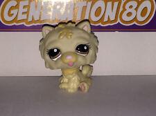 Littlest PetShop CHIEN CHOWCHOW beige 1058 D005 DOG CHOW CHOW Pet Shop