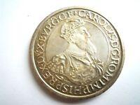 5 ECU Belgien 1987 Kaiser Karl der V. 1. Ecu Münze Feinsilber 22,7 Gramm