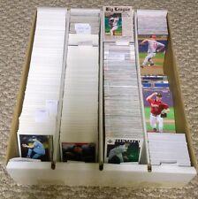 1989-2009 Upper Deck Baseball Cards & Inserts! Complete Your Set, U Pick 50!!