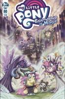 MY LITTLE PONY FRIENDSHIP IS MAGIC #80 IDW  COVER B RICHARD