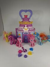 2014 My Little Pony Rarity Fashion Boutique Playset Pony VGUC Figures accessory