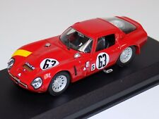 1/43 Best Model Alfa Romeo TZ 2 Car #63 from 1966 12 H of Sebring #9113