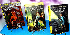 Nancy Drew:The Witch Tree Symbol;The Ghost of Wdhill Hall ;The Hidden Staircase