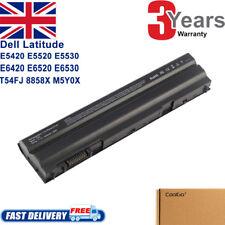Laptop Battery for DELL Latitude E5420 E5530 E5430 E6430 E6420 8858X T54FJ 58Wh