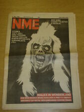 NME 1982 MAY 8 STONES SOFT CELL KING TRIGGER