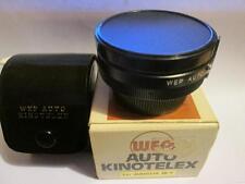Teleconvertidor Wep Auto Kinotelex 2X Para Minolta Sr-T Teleconvertidor (MIB)