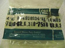 NOS GM Auto Front Axle Lock Clutch Gear Retainer Ring Keeper Part# 14038034
