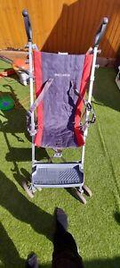 maclaren major elite special needs Stroller pushchair