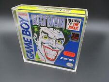 5 x Ninodo Acrylic Game Cases Hüllen UV Absorptiv Schutzhüllen Für Game Boy
