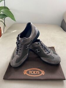 Hogan trainers, gray, size 40,5 (6.5)