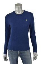 Women's Ralph Lauren Polo Wool Cashmere Crewneck Sweater New $198