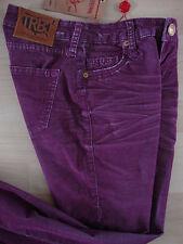 TRUE RELIGION Jeans SHANON MD RIS SK CORD Damen Skinnyhose Gr.24 NEU mit ETIKETT