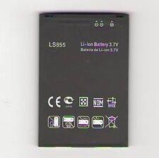 LOT 5 NEW BATTERY FOR LG LS855 E739 MYTOUCH T-MOBILE P970 OPTIMUS BLACK