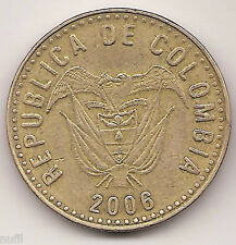 Colombia 100 Pesos, 2006 KM# 285.2