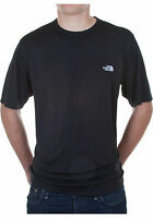 The North Face Herren T-shirt Shirt Freizeithemd Gr. S Schwarz