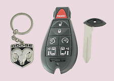 Dodge Grand Caravan Van Remote Fob Keyless - Fobik 7-Btn - Brand NEW -CAR198