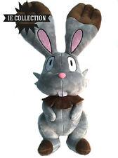 POKEMON BUNNELBY PELUCHE 30 CM pupazzo Sapereau Scoppel Diggersby plush coniglio