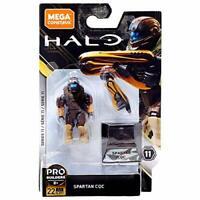 Mega Construx Halo Heroes Probuilder Series 11 Spartan CQC Figure