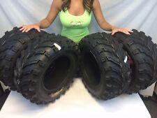 (2) 25-8-12 & (2) 25-10-12 ATV GBC Dirt Devil TIRES 6 ply 25x8x12 25x10x12