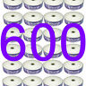 600 Pack Box Aone CDR CD-R Blank Discs Full Face Inkj Printable 700mb 80mins 52x