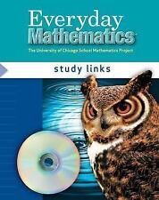 Everyday Mathematics - Study Links: Grade 5