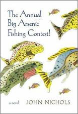 The Annual Big Arsenic Fishing Contest! (Hardback or Cased Book)
