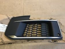 Audi Q7 SE N/S LEFT Front Bumper Side Grill 2015 - ON 4M0 BRAND NEW Genuine