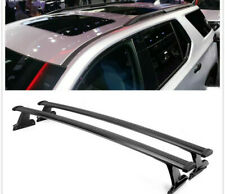 Roof Rack Rail Cross Bar Carrier Replace# 84231368 for 2018-2019 Chevy Traverse